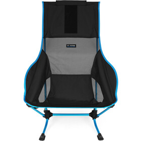 Helinox Playa Chaise, black/blue